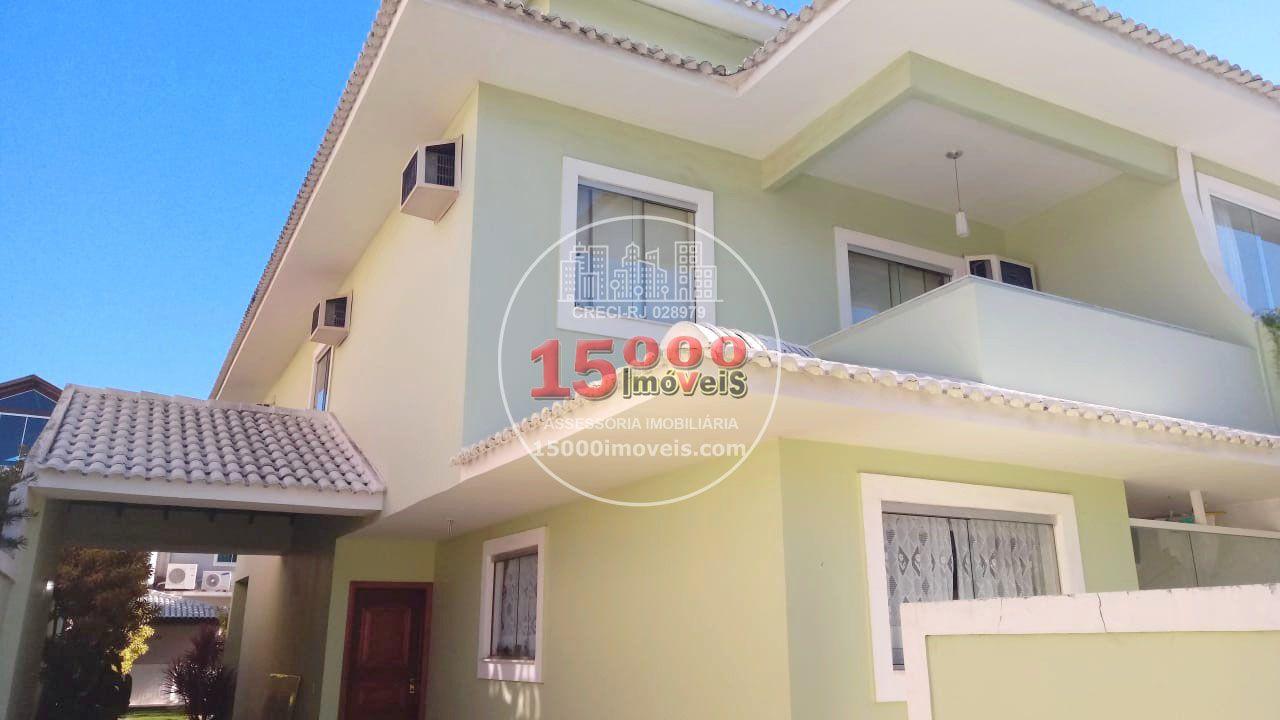 Casa duplex 4 quartos no Cond. Vivendas do Sol - Recreio dos Bandeirantes (15000-101) - 15000-101 - 1