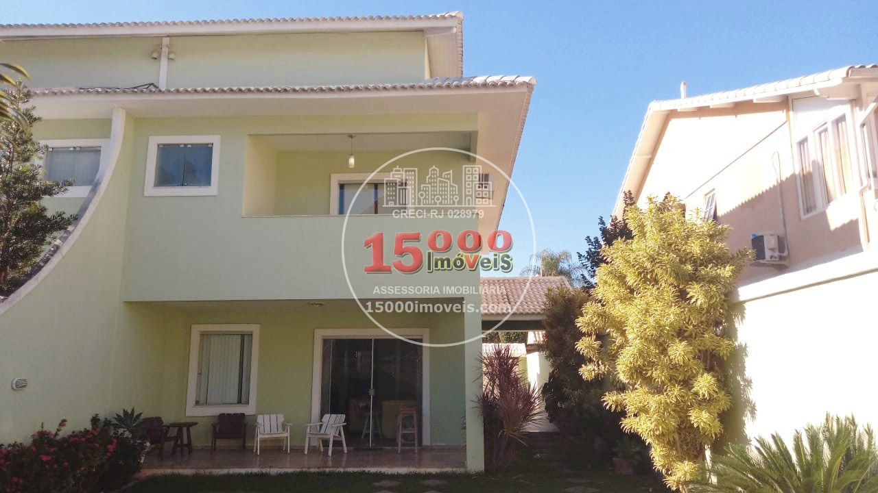 Casa duplex 4 quartos no Cond. Vivendas do Sol - Recreio dos Bandeirantes (15000-101) - 15000-101 - 9