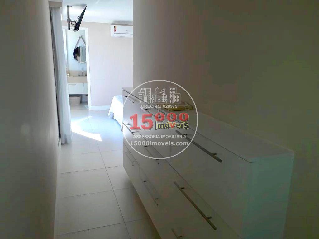 Cobertura duplex 3 quartos no Recreio dos Bandeirantes (15000-108) - 15000-108 - 9