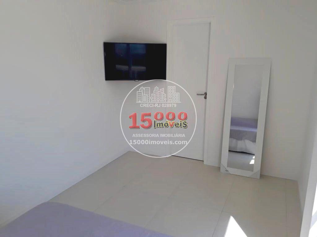 Cobertura duplex 3 quartos no Recreio dos Bandeirantes (15000-108) - 15000-108 - 15