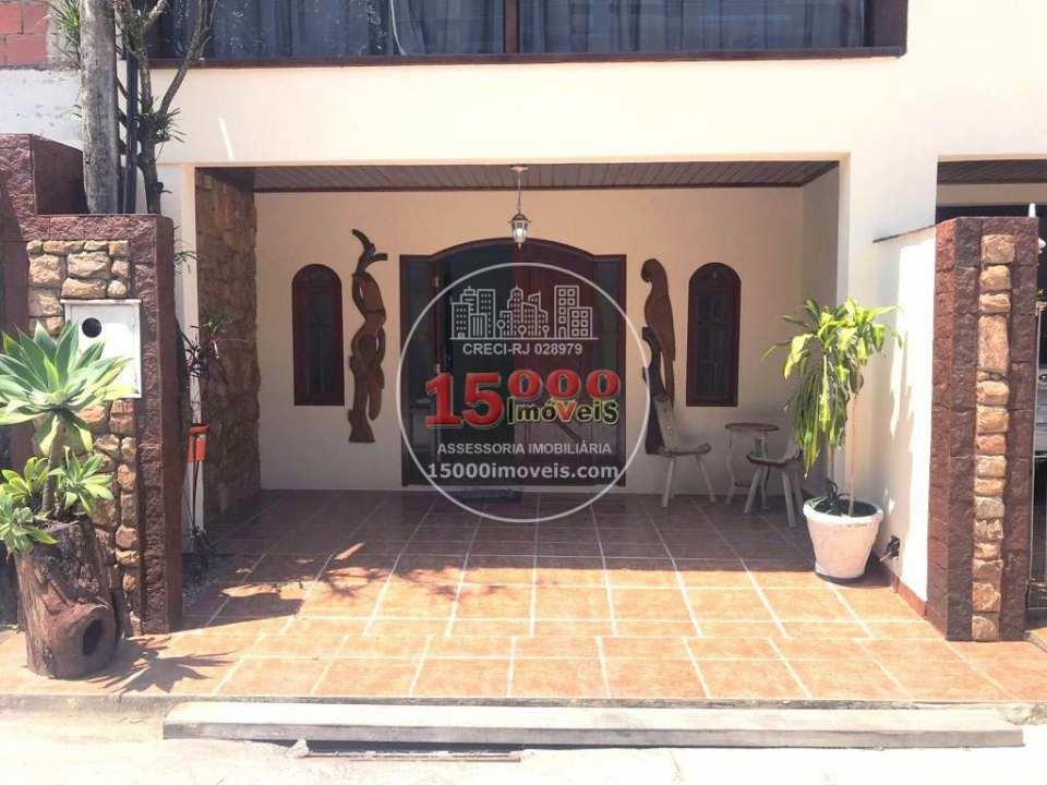 Casa tipo sobrado 2 quartos no Cond. Vila Real - Recreio dos Bandeirantes (15000-050) - 15000-050 - 1