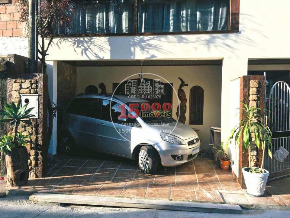 Casa tipo sobrado 2 quartos no Cond. Vila Real - Recreio dos Bandeirantes (15000-050) - 15000-050 - 3