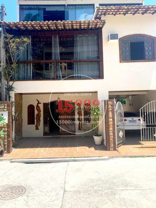 Casa tipo sobrado 2 quartos no Cond. Vila Real - Recreio dos Bandeirantes (15000-050) - 15000-050 - 4
