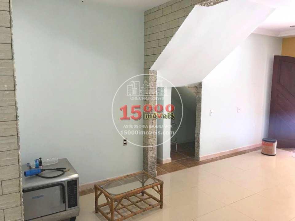 Casa tipo sobrado 2 quartos no Cond. Vila Real - Recreio dos Bandeirantes (15000-050) - 15000-050 - 7