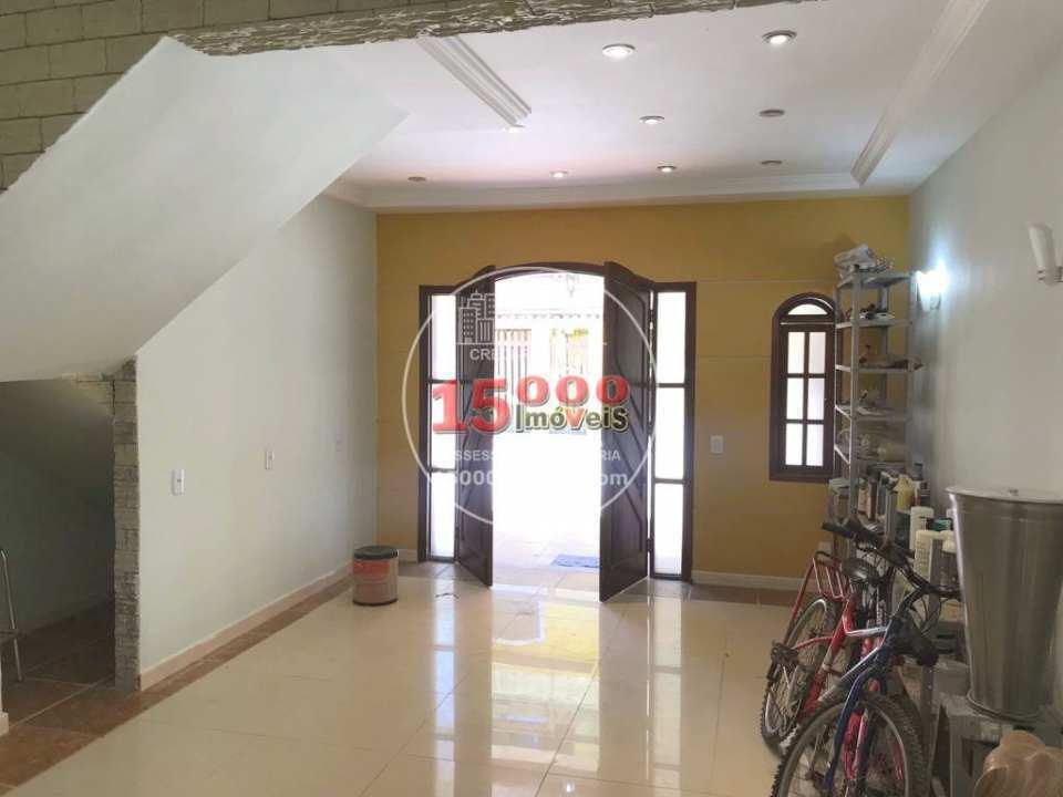 Casa tipo sobrado 2 quartos no Cond. Vila Real - Recreio dos Bandeirantes (15000-050) - 15000-050 - 8