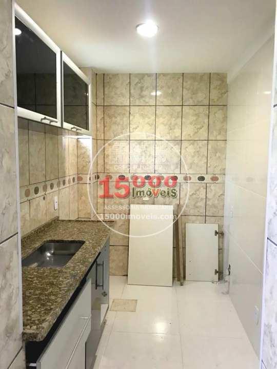 Casa tipo sobrado 2 quartos no Cond. Vila Real - Recreio dos Bandeirantes (15000-050) - 15000-050 - 9