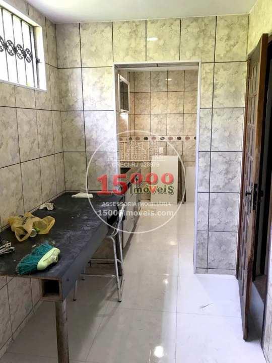 Casa tipo sobrado 2 quartos no Cond. Vila Real - Recreio dos Bandeirantes (15000-050) - 15000-050 - 11