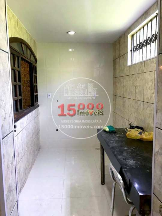 Casa tipo sobrado 2 quartos no Cond. Vila Real - Recreio dos Bandeirantes (15000-050) - 15000-050 - 12