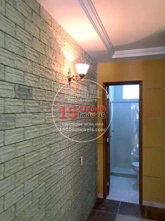 Casa tipo sobrado 2 quartos no Cond. Vila Real - Recreio dos Bandeirantes (15000-050) - 15000-050 - 13