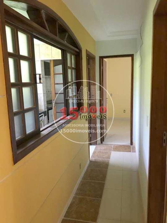 Casa tipo sobrado 2 quartos no Cond. Vila Real - Recreio dos Bandeirantes (15000-050) - 15000-050 - 15