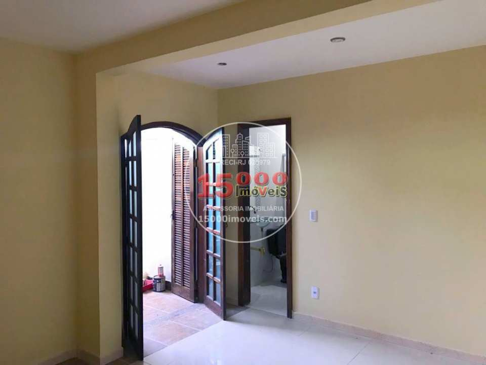 Casa tipo sobrado 2 quartos no Cond. Vila Real - Recreio dos Bandeirantes (15000-050) - 15000-050 - 16