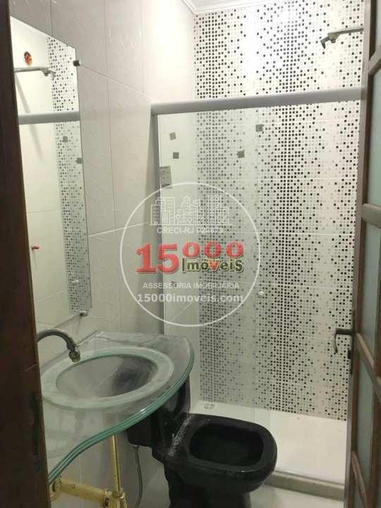 Casa tipo sobrado 2 quartos no Cond. Vila Real - Recreio dos Bandeirantes (15000-050) - 15000-050 - 17