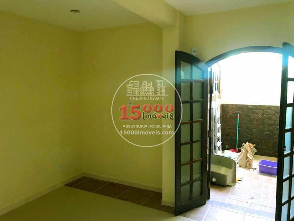 Casa tipo sobrado 2 quartos no Cond. Vila Real - Recreio dos Bandeirantes (15000-050) - 15000-050 - 18