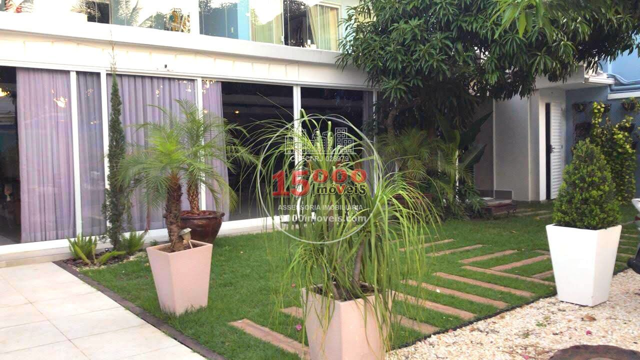 Casa duplex 5 suítes no Cond. Vivendas do Sol - Recreio dos Bandeirantes (15000-110) - 15000-110 - 1
