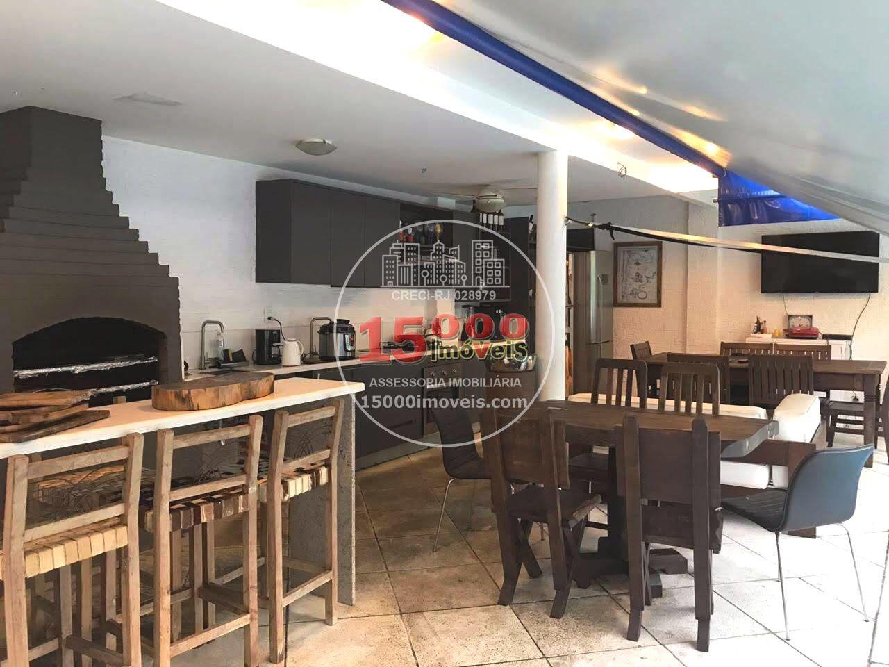 Casa duplex 5 suítes no Cond. Vivendas do Sol - Recreio dos Bandeirantes (15000-110) - 15000-110 - 5