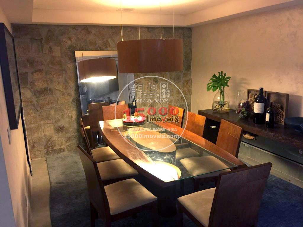 Casa duplex 5 suítes no Cond. Vivendas do Sol - Recreio dos Bandeirantes (15000-110) - 15000-110 - 8