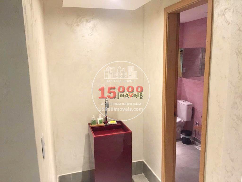 Casa duplex 5 suítes no Cond. Vivendas do Sol - Recreio dos Bandeirantes (15000-110) - 15000-110 - 10