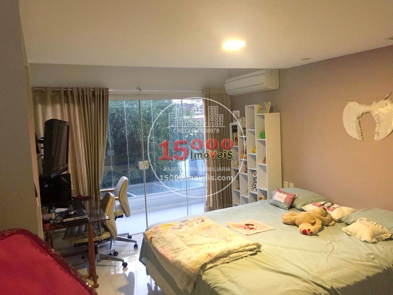 Casa duplex 5 suítes no Cond. Vivendas do Sol - Recreio dos Bandeirantes (15000-110) - 15000-110 - 15