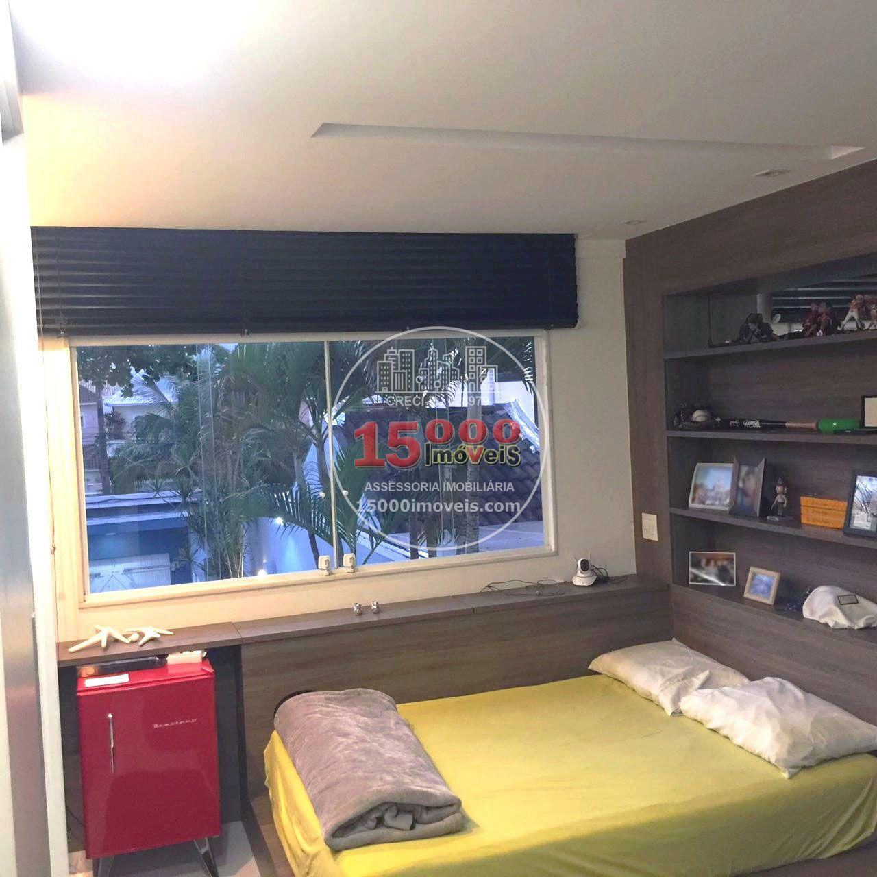 Casa duplex 5 suítes no Cond. Vivendas do Sol - Recreio dos Bandeirantes (15000-110) - 15000-110 - 16