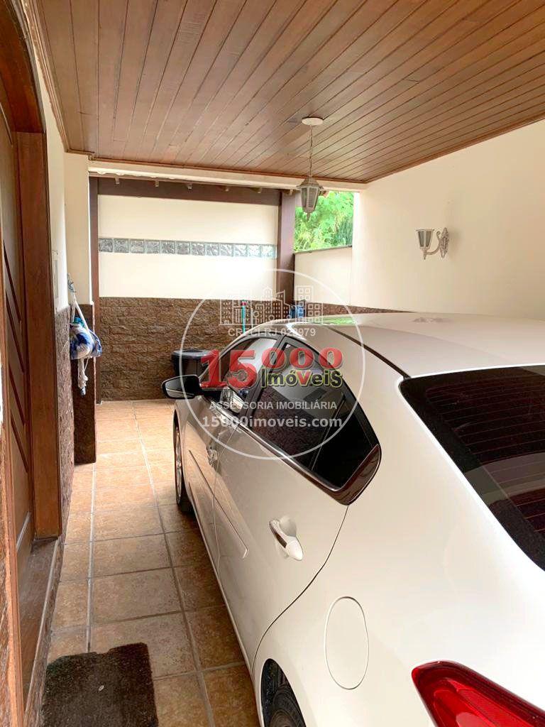 Garagem - Casa tipo sobrado 2 suítes no Cond. Vila Real - Recreio dos Bandeirantes (15000-112) - 15000-112 - 2