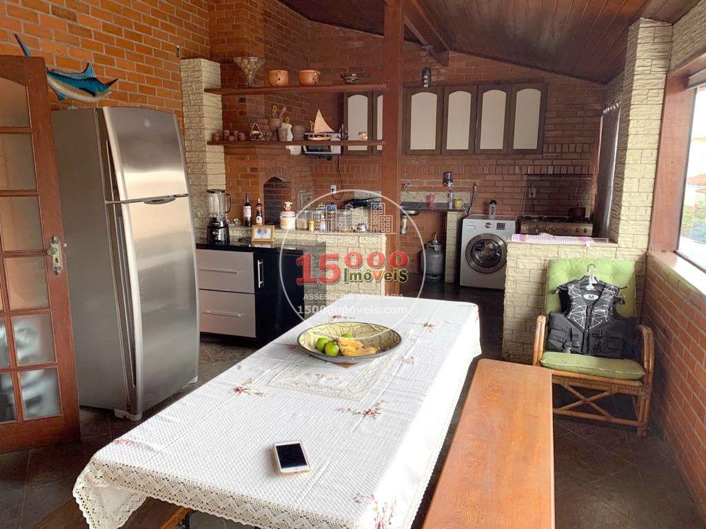 Cozinha (1) - Casa tipo sobrado 2 suítes no Cond. Vila Real - Recreio dos Bandeirantes (15000-112) - 15000-112 - 14