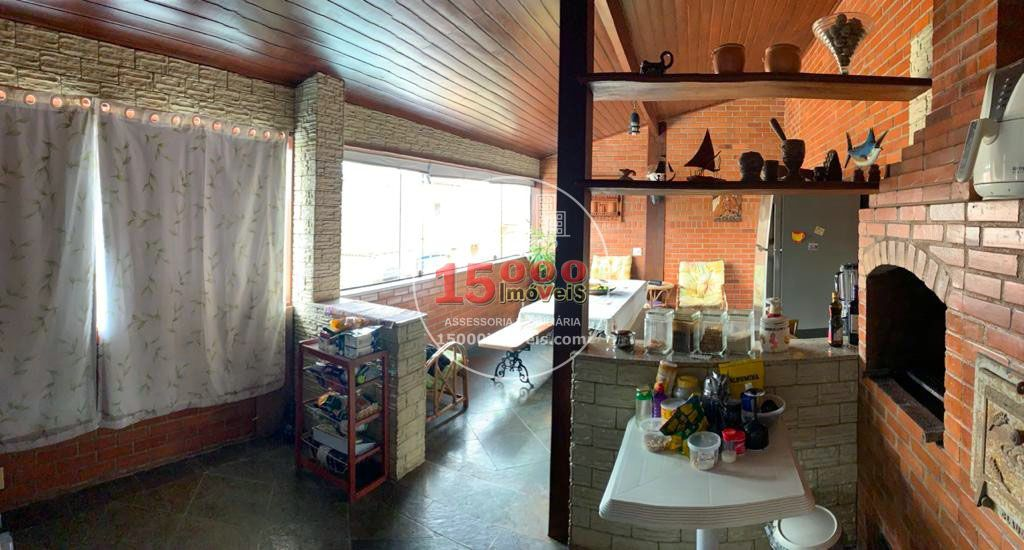 Cozinha (2) - Casa tipo sobrado 2 suítes no Cond. Vila Real - Recreio dos Bandeirantes (15000-112) - 15000-112 - 15