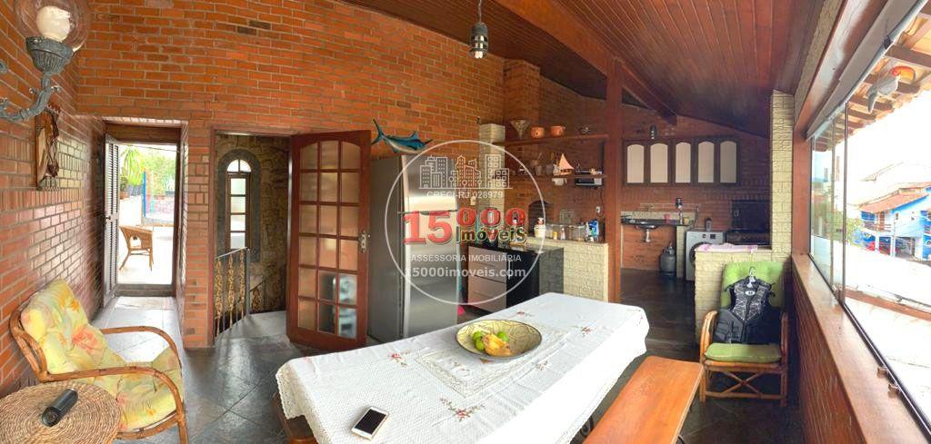 Cozinha (3) - Casa tipo sobrado 2 suítes no Cond. Vila Real - Recreio dos Bandeirantes (15000-112) - 15000-112 - 16