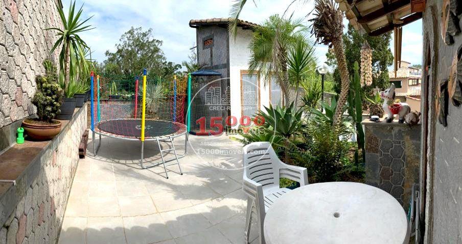 Terraço - Casa tipo sobrado 2 suítes no Cond. Vila Real - Recreio dos Bandeirantes (15000-112) - 15000-112 - 17
